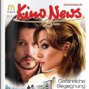 Angelina Jolie - Kino News Magazine Cover [Germany] (December 2010)