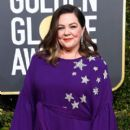 Melissa McCarthy At The 76th Annual Golden Globes (2019) - 400 x 600