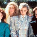 Winona Ryder, Shannen Doherty, Lisanne Falk, and Kim Walker in Heathers (1988) - 454 x 304