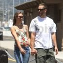 Paul Walker and girlfriend Jasmine Pilchard-Gosnell Paul Walker out and about in Santa Barbara, Los Angeles, America - 28 May 2011