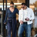 Jennifer Lopez – Leaving Barneys New York in Beverly Hills