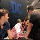 Henry Cavill- July 23, 2016- San Diego Comic Con- Surprises Suicide Squad