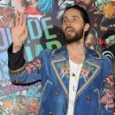 Jared Leto at 'Suicide Squad' Premiere in New York 08/01/2016 - 454 x 727