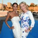 Eva Habermann and Sabrina Setlur at Pixx Lounge Mallorca 2017 - 454 x 754