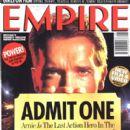 Arnold Schwarzenegger - Empire Magazine [United Kingdom] (June 1993)