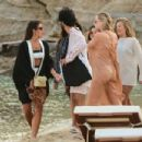 Bruna Marquezine and Fiorella Gelli Mattheis – Wearing Bikini in Mykonos - 454 x 303