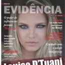 Louise D'Tuani - Evidencia Magazine Cover [Brazil] (September 2011)