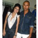 Will Devaughn and Marian Rivera