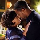 Chandra Wilson and Jason George