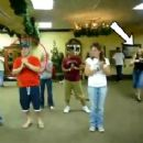 Travis Alexander Doing The Chicken Dance Photo #2 - Notice Jodi Looming in the Background - 236 x 236