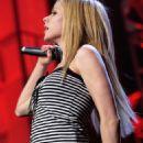 Avril Lavigne - Kiss FM Jingle Ball In Anaheim, 03.12.2004.