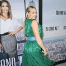 Iskra Lawrence – 'Second Act' Premiere in NYC