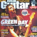 Jimmy Page - Total Guitar Magazine Cover [United Kingdom] (February 2002)