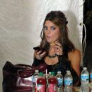 """Ashley Greene - On The Set Of """"L.O.L.: Laughing Out Loud"""" In Detroit - 26.08.10"""