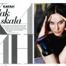 Kayah - Gala Magazine Pictorial [Poland] (23 November 2015)