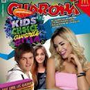Juan Pedro Lanzani, Oriana Sabatini, Mariana Espósito - Charona Magazine Cover [Uruguay] (4 November 2014)
