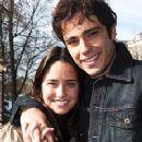 Fernanda Vasconcellos and Thiago Rodrigues