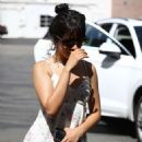 Camila Cabello – Arrives at Epione Skin Care clinic in Los Angels