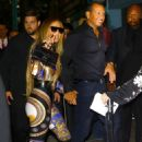 Jennifer Lopez – Heads to the VMA's After Party in New York