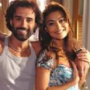 Marcos Pasquim and Juliana Paes