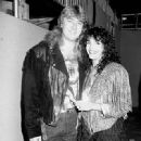 Joe Elliott and Karla Rhamdani - 319 x 612
