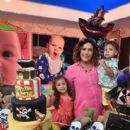 'Un Nuevo Dia' Celebrates Angelica Vale's Son's Birthday - 400 x 600