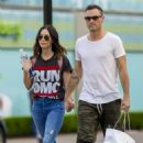 Megan Fox and Brian Austin Green Out in New Orleans - 454 x 681