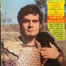 Omar Sharif - Cine Tele Revue Magazine Pictorial [France] (30 May 1963) - 454 x 604