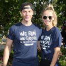 Olivia Jordan and Jay Hector- The Grove Hosts its Annual We Run The Grove Race to Erase MS - 435 x 600