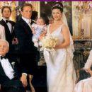 Catherine Zeta-Jones and Michael Douglas wedding - 454 x 364