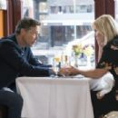George Newbern and Kelli Giddish