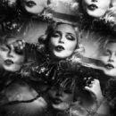 Madonna - Harper's Bazaar Magazine Pictorial [United States] (February 2017) - 454 x 557