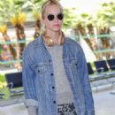 Sasha Luss – Arriving at Nice Airport - 454 x 681