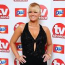 Kerry Katona - TV Choice Awards 2010 At The Dorchester On September 6 In London, England