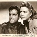 Priscilla Lane and Robert Cummings