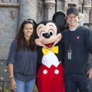 Disneyland on Friday (April 22) in Anaheim, Calif.