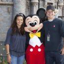 Disneyland on Friday (April 22) in Anaheim, Calif.