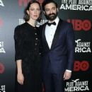Rebecca Hall – 'The Plot Against America' Premiere in New York - 454 x 735