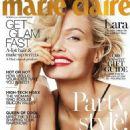 Lara Bingle - Marie Claire Magazine Cover [Australia] (December 2016)