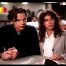 Michele Greene and Bruce Greenwood