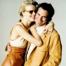 Eva Herzigova and Tico Torres for Ruffo - 1997 - 454 x 667