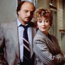 Dennis Franz and Sharon Lawrence