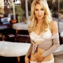 Poppy Montgomery - Maxim Magazine Pictorial [United States] (January 2005) - 400 x 500
