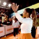 Jennifer Hudson At The Nickelodeon's 2019 Kids' Choice Awards - Arrivals - 454 x 303