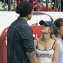 Lili Reinhart and Cole Sprouse- HSBC Canada Sevens - Day 2 - 454 x 597