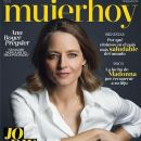 Jodie Foster - Mujer Hoy Magazine Cover [Spain] (May 2016)