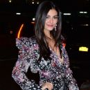 Victoria Justice – Heading to the Victoria's Secret Fashion Show After Party in NYC - 454 x 681