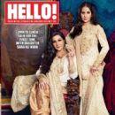 Amrita Singh - Hello! Magazine Pictorial [India] (6 January 2012)