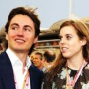 Princess Beatrice and Edoardo Mapelli Mozzi - 454 x 272