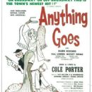 Anything Goes 1962 New York City Program
